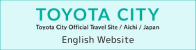 Toyota City English Site